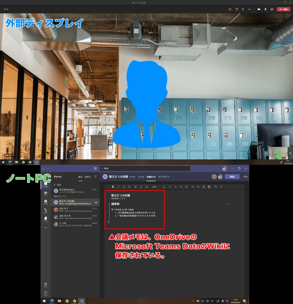 共有 teams デスクトップ Teamsビデオ会議で画面を共有。コツは「デスクトップ」と「ウインドウ」の使い分け(教育とICT Online)